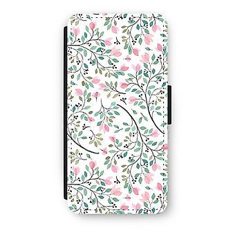 iPhone 7 Flip Case - Dainty flowers