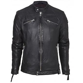 Casper Mens Leather Jacket