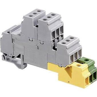 Industrial terminal block 17.8 mm Screws Configuration: Terre, L