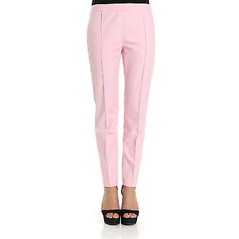 Boutique Moschino ladies J031311230224 pink cotton pants