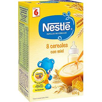 Nestlé Pap 8 Cereals with Honey and Bífidus