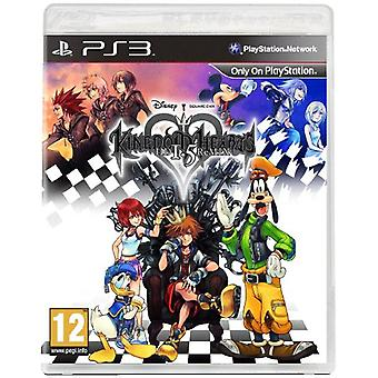 Kingdom Hearts 1.5 Standard Edition (PS3) - Factory Sealed