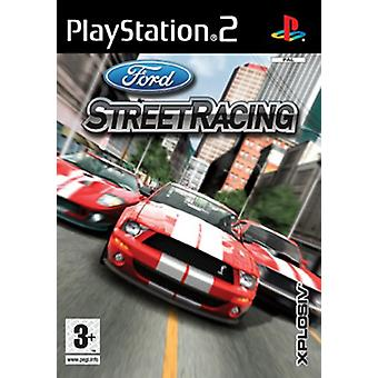 Ford Street Racing (PS2)