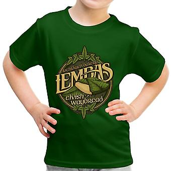 Lord Of The Rings Lembas Bread Kid's T-Shirt