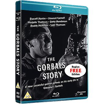The Gorbals Story Blu-ray