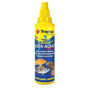 Tropical Aqualkal Ph Plus 30 Ml (Fish , Maintenance , Water Maintenance)