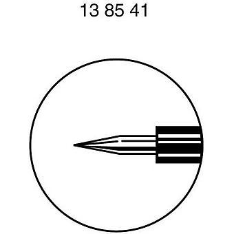 Punta de prueba establece 4 mm conector jack CAT que negro, rojo SKS Hirschm