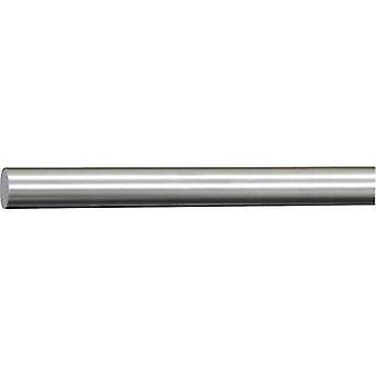Silver steel shaft Reely (Ø x L) 10 mm x 500 mm
