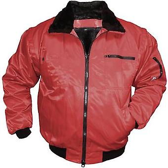 L+D Griffy 4203 4-in-1 multi-function Pilot Jacket Size: S Red