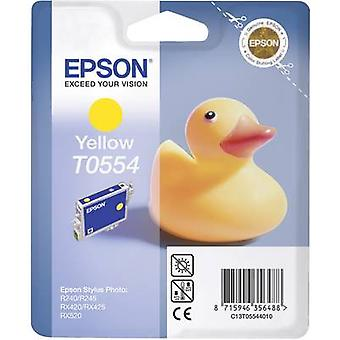 Epson Ink T0554 Original Yellow C13T05544010