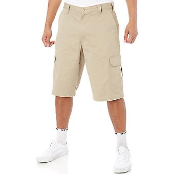 Dickies Khaki Work Cargo Shorts
