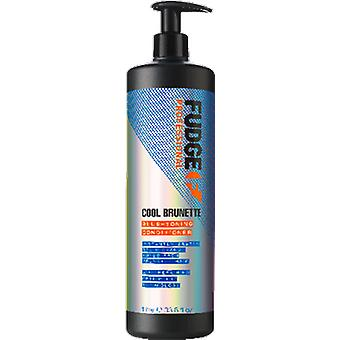 Fudge Cool Brunette Blue Toning Conditioner