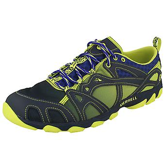 Mens Merrell Casual Trainers Hurricane Lace