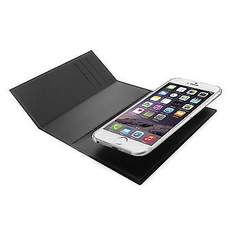 Muvit wallet pouch Magnetic Wallet 6pcs Card iPhone 6/6S