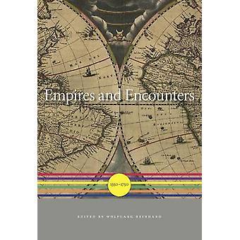 Impérios e encontros por Wolfgang Reinhard - livro 9780674047198