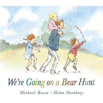 We're Going on a Bear Hunt by Michael Rosen - Helen Oxenbury - 978140