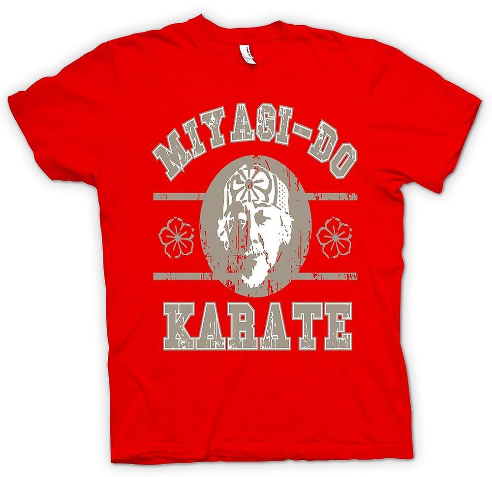 Mens T-shirt-Herr Miyagi - Karate Kid - Film