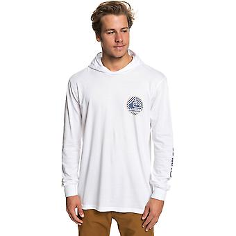 Quiksilver Check This Hoodie Long Sleeve T-Shirt