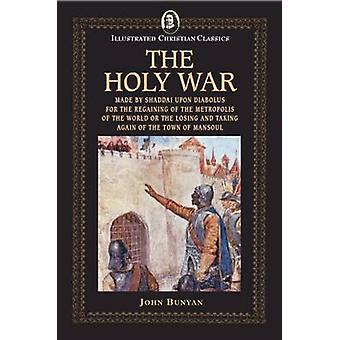 The Holy War by John Bunyan - 9781861189363 Book