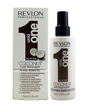 Revlon uniq one all-in-one coconut treatment 150ml - LIMITED Edition