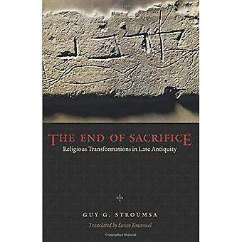 Slutningen af ofre: religiøse transformationer i slutningen antikken