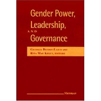Gender Power, Leadership, and Governance