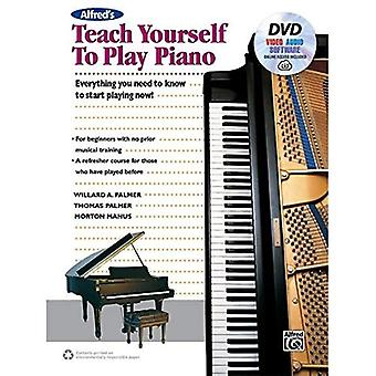 Alfred's Teach Yourself to Play Piano: Everything You Need to Know to Start Playing Now!, Book, DVD & Online Audio...