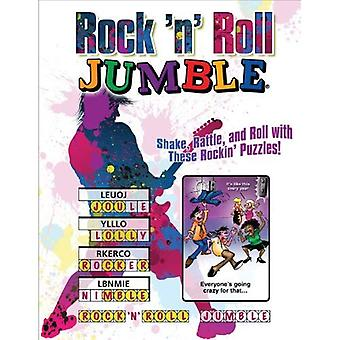 Rock 'n' Roll Jumble: Shake, Rattle, and Roll with These Rockin' Puzzles! (Jumble (Triumph Books))