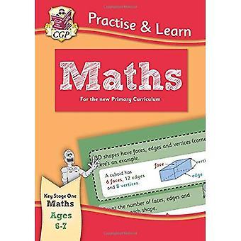 Utöva & Läs: Matematik (6-7 år)