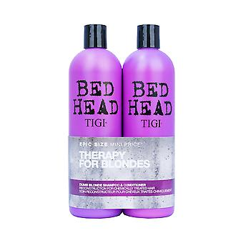 TIGI Bed Head Dumb Blonde interpolazioni 2x750ml