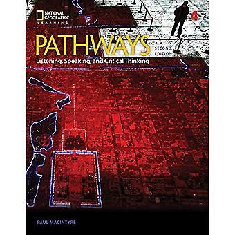 Pathways: Listening, Speaking, and Critical Thinking 4A Split