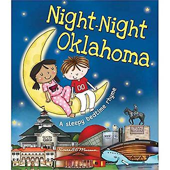 Night-Night Oklahoma [Board book]