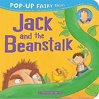 Jack and the Beanstalk Pop-Up [Board book]