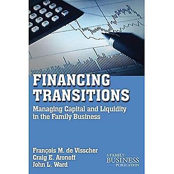 Financiering overgangen: Kapitaal- en liquiditeitspositie beheren in het familiebedrijf