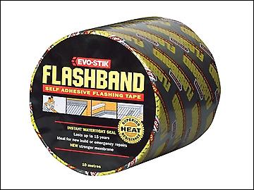 Evo-Stik Flashband Roll gris 50 mm x 10 m