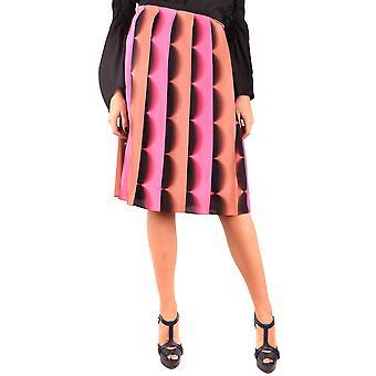 Falda de seda Multicolor marco De Vincenzo