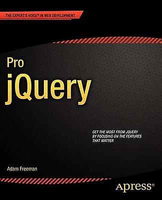 Pro Jquery by Freehomme & Adam