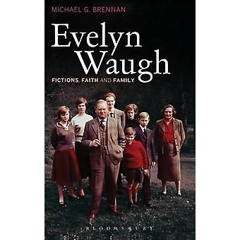 Evelyn Waugh by Brennan & Michael G.