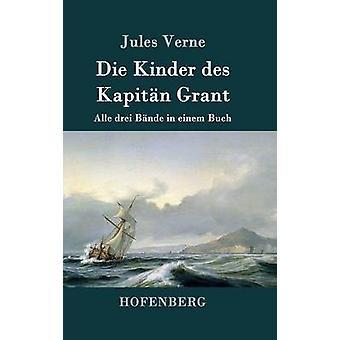 Dø Kinder des Kapitn tilskud af Jules Verne