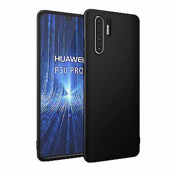 Soft TPU Cases Huawei Huawei P30 Pro Black