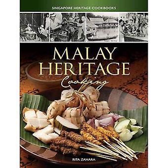 Libri di cucina di Singapore Heritage: Eredità Malay cucina