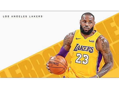 Lebron James Poster Los Angeles Lakers 23 Photo Wall Art Print (24x18)