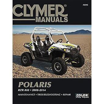 Polaris Rzr 800 2008-2014 - 9781620921784 Book