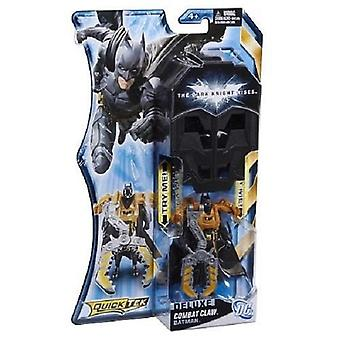 The Dark Knight Rises Deluxe Quicktek Figure - Combat Claw