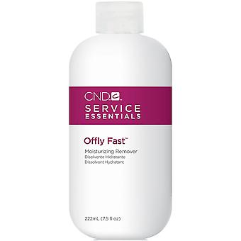 CND vinylux Service Essentials - Offly Fast Moisturizing Remover 222ml