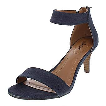 Style & Co. Womens paycee Fabric Open Toe Casual Slingback Sandals