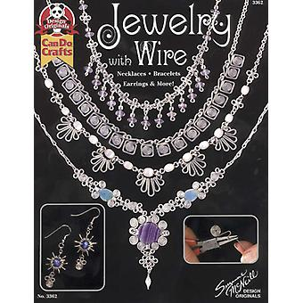 Design Originals Jewelry With Wire Do 3362
