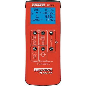 VDE tester Benning Calibrated to Manufacturer standards