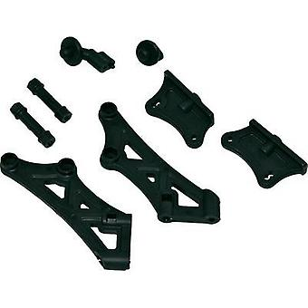 Spare part Team C T08612 Chassis and wing mount