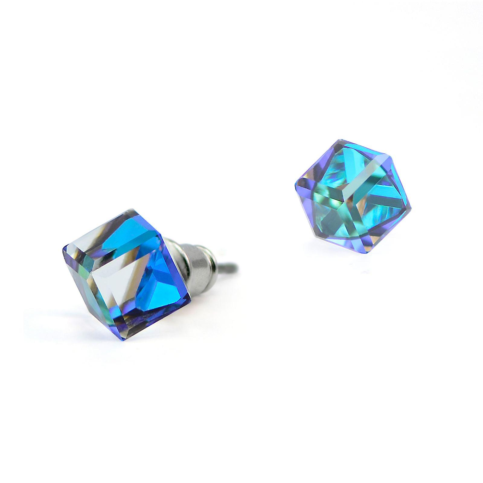 Crystal Stud Earrings EMB10.5